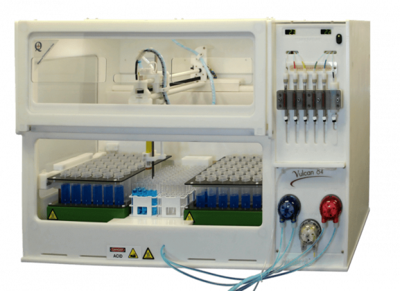 Automated Lab Systems & Solutions for Sample Processing using Block Digestion, Microwave Oven and Ashing